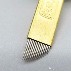 Microblading | Filos/blades Pcd 14 Pins Hard