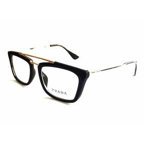 Armação Óculos De Grau Feminino Geometric Acetato