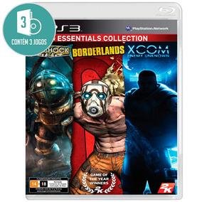Jogo 2k Essentials Collection Para Playstation 3 (ps3) - 2k