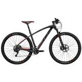 Bicicleta Caloi Carbon Racing 29 2018