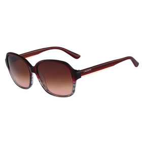 Cuslo De Sol Lacoste L129s Frete Gr Tis! - Óculos De Sol no Mercado ... 271caeb260