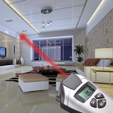 Trena Eletrônica Laser Ultrassonico Medidor De Distância