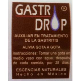 Gota A Gota, Alivia Gastritis 28 Dias, Mata H. Pilory