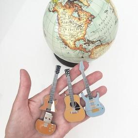 Mark Knopfler Usb Guitar Stick Souvenir Colecionadores 4gb