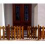 Puertas En Madera Dura Para Exterior-pileta A Medida