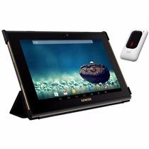 Tablet Genesis Gt-1450 Brinde Vibe Beats Sem Juros