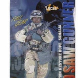 Soldado 1/6 Dragon Lucas M249 Saw Gunner Somalia No Hot Toys