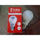 Lampara Led 10w C/sensor Pir De Movimiento E27 - Luz Fria