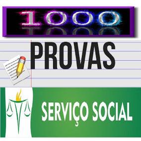Mil Provas De Concursos Para Assistentes Sociais