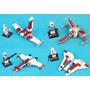 Set De Star Wars Troppers Y Naves Compatible Con Lego