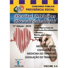 Apostila Concurso Médico Perito Inss Atualizada 2019