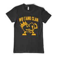 Remera Wu Tang Clan