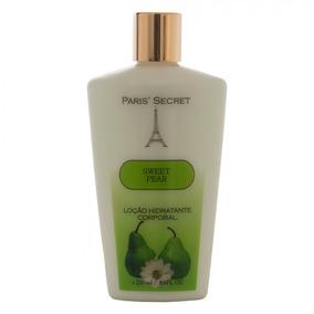 Hidratante Corporal Paris Secret Sweet Pear - 250ml