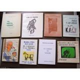 Literatura Salteña - Lote 8 Libros Vs Autores Bellone, Dib