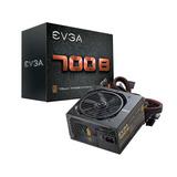 Fuente De Poder Evga 700w 80 Plus Bronce 100-b1-0700-k1
