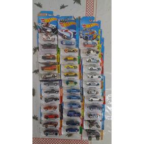 Carros Miniaturas Hot Wheels Lote C 5 Unidades Escala 1:64