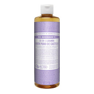 Jabón Liquido Orgánico Dr Bronner Lavanda 473 Ml