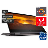 Hp Laptop 13-ag0002la 13 Amd Ryzen 5 256gb 8gb - Sellado