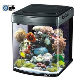 Acuario Equipo Arrecife Boyu Hs-60 140 L, Iluminacion Led