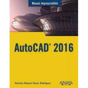 Autocad 2016/17/18+libro + Planos + Bloques Y Mucho +