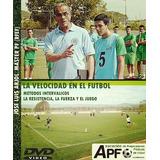 Dvd De Futbol: Entrenamiento De La Velocidad