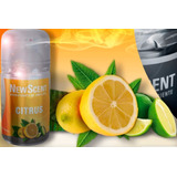 Desodorante De Ambiente Citrus New Scent X 6 Unidades