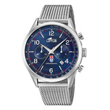 Reloj V18555/3 Azul Lotus Smart Casual Universidad De Chile
