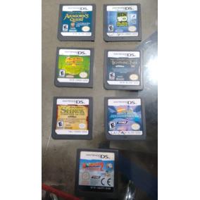 Jogo Seminovo Sem Capa Escolher Um Nintendo Ds Bh Loja