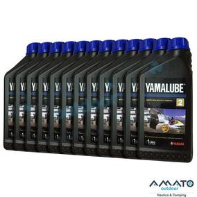 Aceite 2t Yamaha Original Yamalube Tc-w3 Promo X Caja De 12
