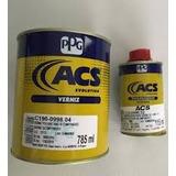 Transparente Acs Kit 1/4 Automotriz