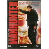 Dvd: Manhunter Caçador De Assassinos - William Petersen Raro