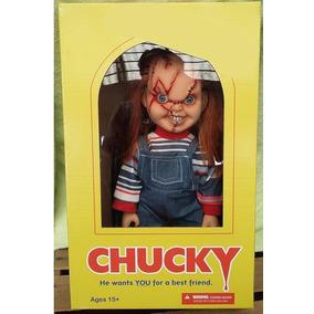 Chucky Malo Con Cuchillo 36 Cms Nacional Muñeco Diabolico