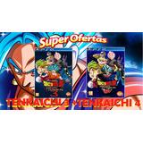 Combo Dragon Ball Z Budokai Tenkchi 3 Y 4 Ps2 Esp Latino
