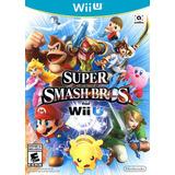 Super Smash Bros. Wii U Entrega Gratis Gcpd