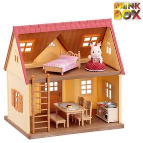 Minha Primeira Casa Sylvanian Families Cod.5242 Epoch