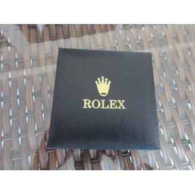 7da6246eea3 Caixa Estojo Para Relógio Rolex Sem Almofada - Relógios no Mercado ...