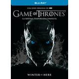 Blu-ray - Game Of Thrones - Juego De Tronos - Temporada 7