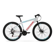 Bicicleta Mtb Aluminio Rod 29 Shimano Freno Disco 18 Vel