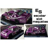 Maquetas Slot Turismo Carretera