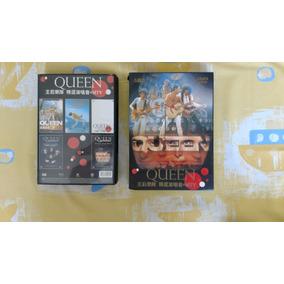 Box Queen Japonês 6 Dvds