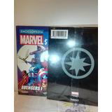 Enciclopedia Marvel Avengers Y Guardianes De La Galaxia