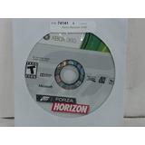 Forza Horizon Platinum Hits Xbox 360 Original Sin Caja