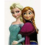 Hermanas Congelada Elsa Y Anna Pequeño Traspaso Térmico De
