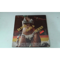 R/m - Vinil / Lp - Samba, Suor E Ouriço - Vol. 6 - 1983