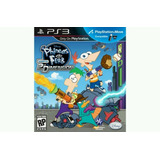 Phineas And Ferb Ps3 Digital