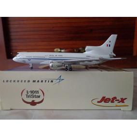 Avion L-1011 Tristar De Royal Air Force (raf) Escala 1:400