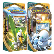 Pokémon 2 Deck Espada Escudo 3 Darmanitan + Sirfetch'd Galar