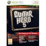 Guitar Hero 5 Xbox360