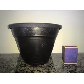 50 Vasos De Parede P Preto Orquideas Plantas Jd Vertical