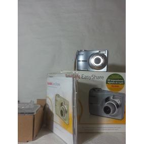 Camra Kodak Easyshare C813 Con Estuche + Memoria Sd